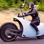 Motocicleta elétrica Johammer J1 com 200 km de autonomia
