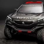 O Peugeot 2008 Dkr que vai disputar o Rally Dakar em 2015
