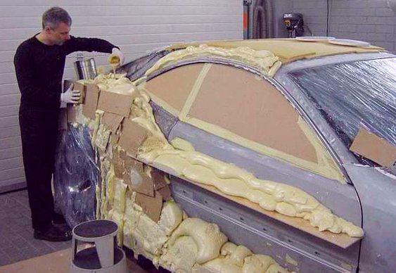 Customização de automóvel