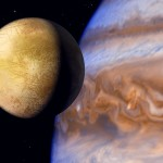 Há condições de vida em Ganimedes, a principal lua de Júpiter