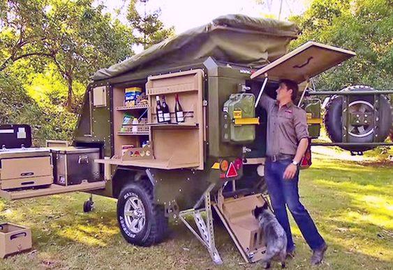 Reboque para Jeep