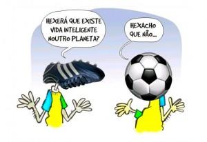 Charge Copa do Mundo