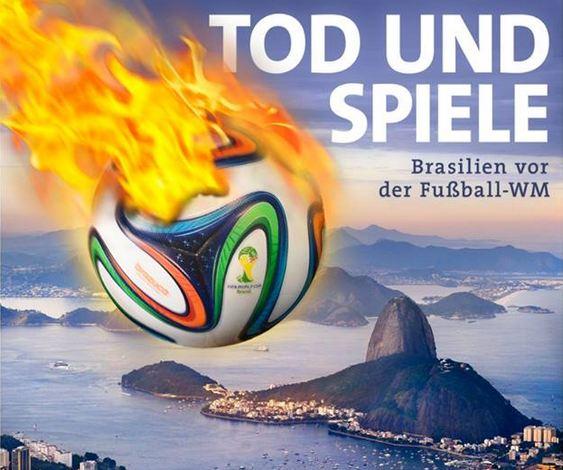 Manipulação da mídia na Copa do Mundo