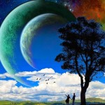 Dois planetas gigantes desconhecidos podem orbitar o sistema solar
