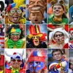 Facebook revela intenso fluxo de turistas para a Copa do Mundo
