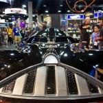 Carro do Darth Vader em tamanho real promove venda de miniaturas