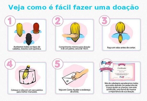 Perucas - Quimioterapia