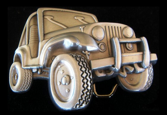 Fivelão de pewter estilo off-road