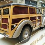 Pinóquio russo, o carro de madeira para economizar chapa de aço
