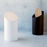 Como fazer uma lixeira cilíndrica com tampa móvel em tubo de PVC