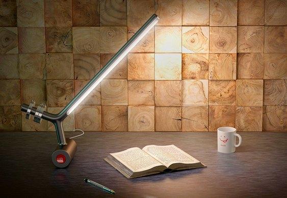 iIluminação ambiente equilibrada