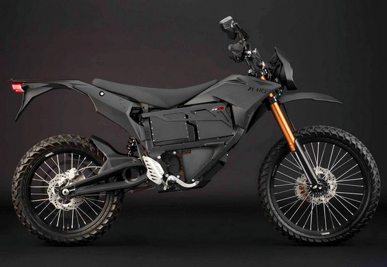 Motocicleta ZERO poluição sonora