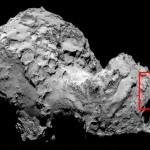 Rosto humano no cometa 67P/Churyumov-Gerasimenko é pareidolia