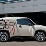 Um novo conceito para carro utilitário urbano e esportivo