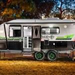 Turismo com trailer tão sofisticado quanto apartamento de luxo