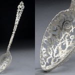As incríveis filigranas em louças e talheres de prata e ouro