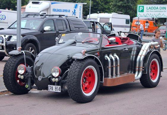 Gothic Beetle VW
