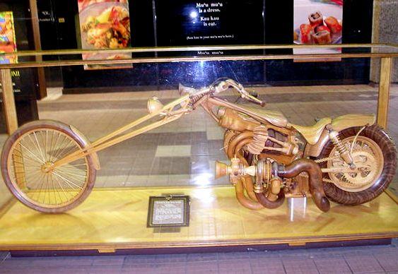 Motocicleta Easy Rider