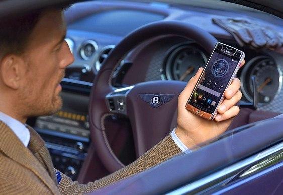 Parceria entre fábricas de carro e celular
