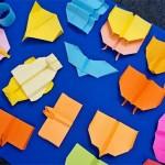 Como fazer o melhor aviãozinho ou gaivota de papel do mundo