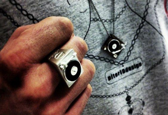 Joias e bijuterias de prata