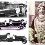 O marajá que colocou seis carros Rolls-Royce na coleta de lixo