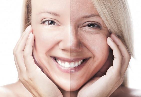 Ar poluído envelhece a pele