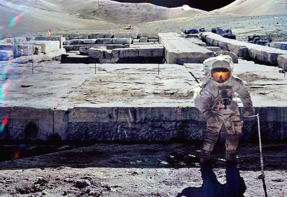 NASA disfarçou propósito das missões Apolo