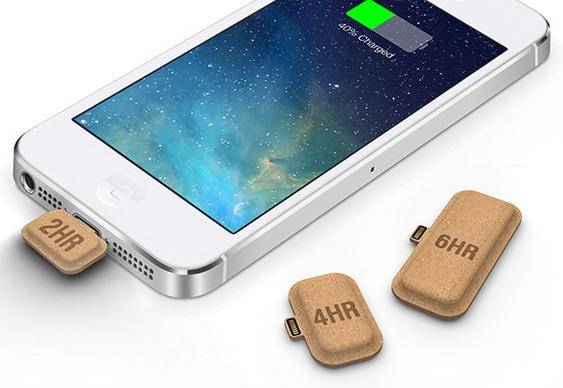 Carga extra para smartphones