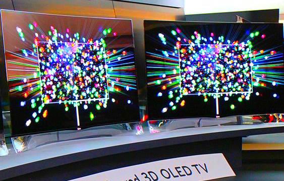 Despenca preço das televisões