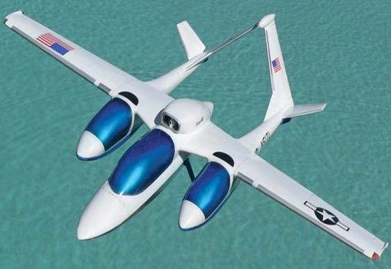 Aeronave para turismo