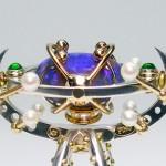 Anéis cinéticos sugerem engrenagens da mecânica celeste