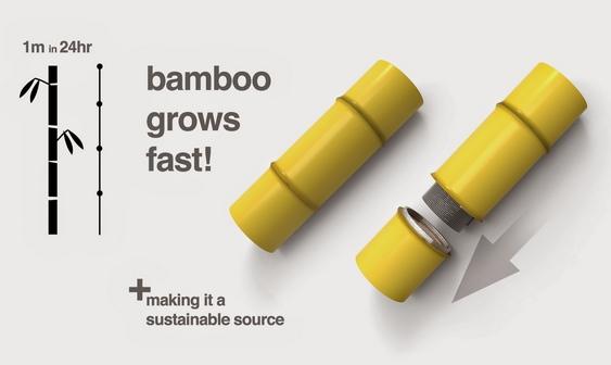 Projeto sustentável