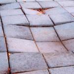 Técnica para nivelar pisos, calçadas e pequenas lajes de concreto