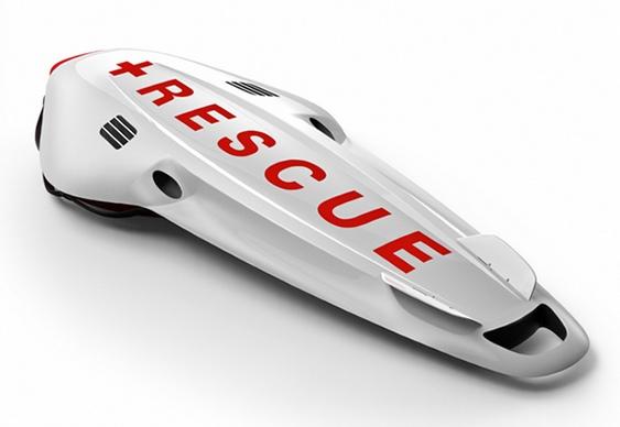 Resgate de afogados