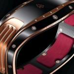 Luxo! Estúdio Pininfarina cria pulseira inteligente para homens