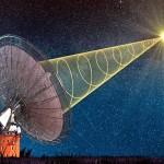 Telescópio capta misteriosos sinais de rádio vindos do espaço