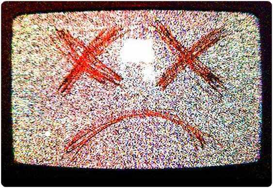 Morte da televisão