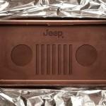 Jipeiro come lama e poeira mas lambe chocolate até na carroceria