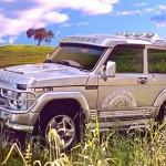 Jipe Lada Niva ocupa vaga deixada pelo Land Rover Defender