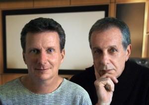 Marcos Eduardo e Paulo Maurício Machado