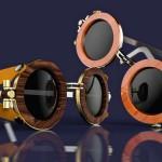 Óculos de sol steampunk que podem ser usados de verdade