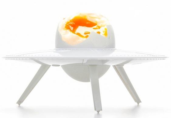 Egg 51 Cup Alien Ufo