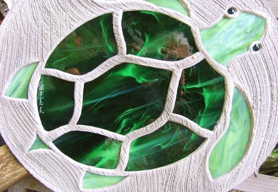 Tartaruga verde marinha