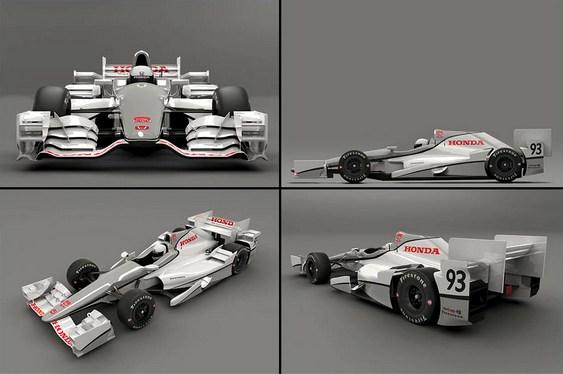 Carenagem de IndyCar