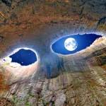 Prohodna: a caverna búlgara com dois olhos abertos no teto
