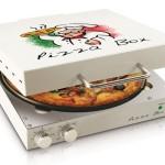 O forno elétrico que parece uma caixa para entrega de pizzas