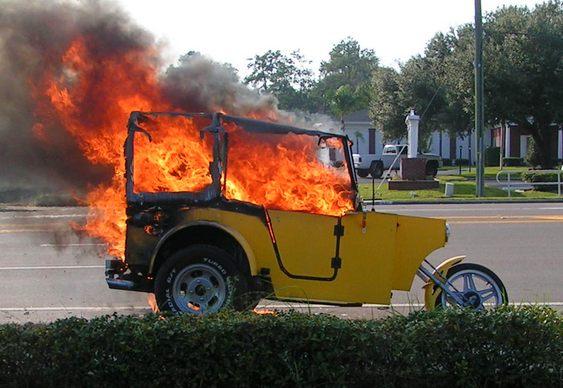 Seguro contra incêndios