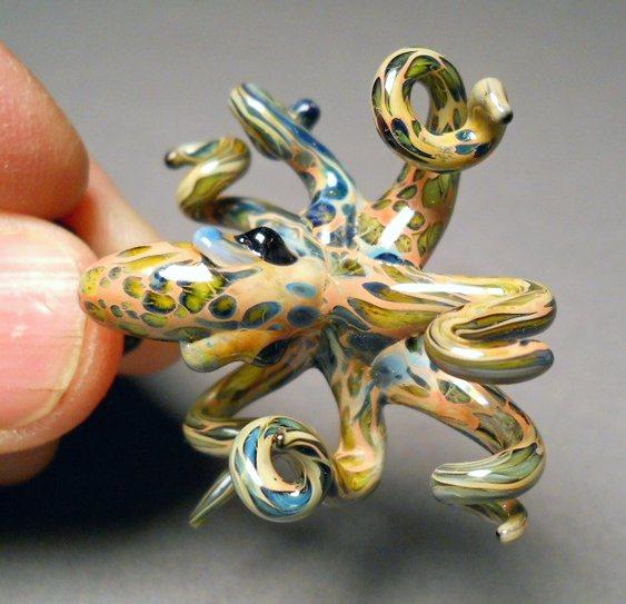 Arte no estilo do cristal murano