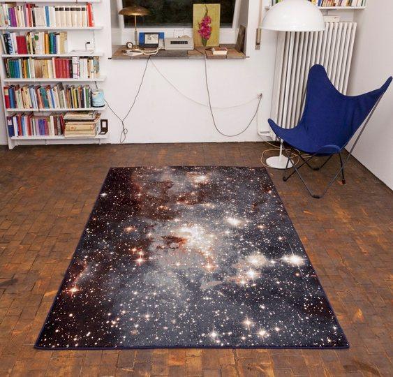 Tapete com estrelas